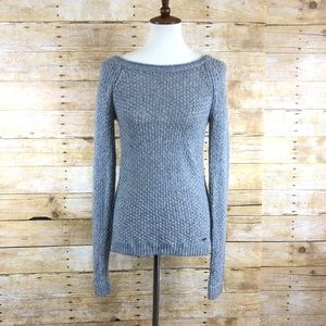 Abercrombie & Fitch Wool Blend Knit Sweater Sz XS